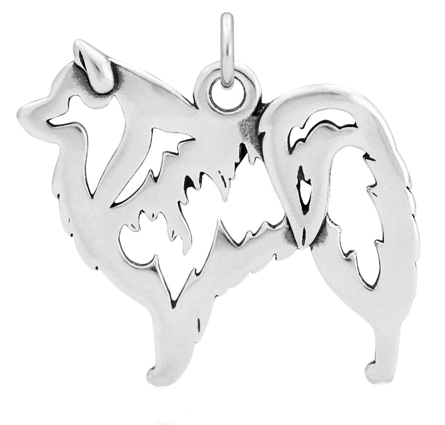 Sterling Silver American Eskimo Body Necklace