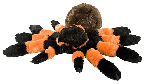Tarantula Cuddlekins Plush Animal 14