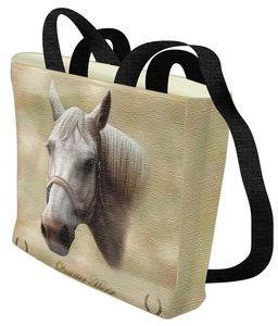 Quarter Horse Tote Bag