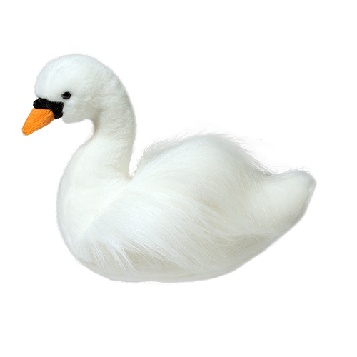 Swan Plush Stuffed Animal