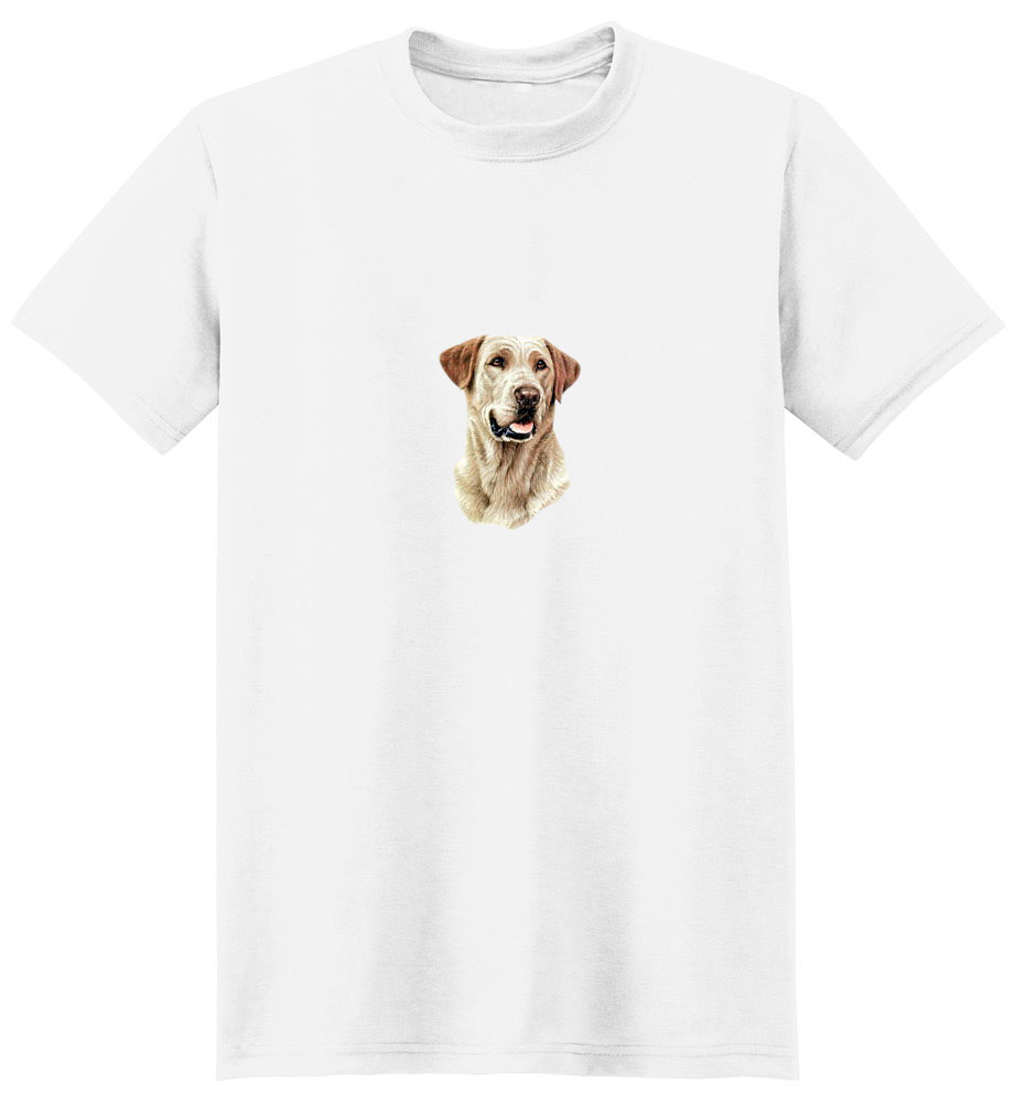 Yellow Lab T-Shirt - Jim Killen