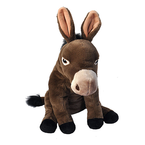 Mule Cuddlekins Plush Animal 14