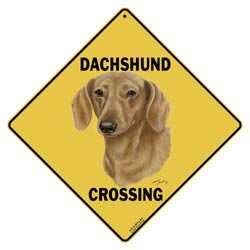 Dachshund Sign