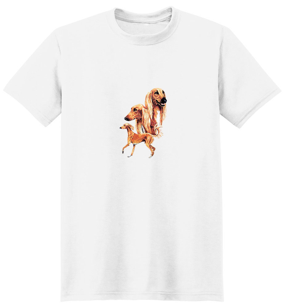 Saluki T-Shirt - Best Friends