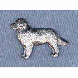 Bernese Mountain Dog Pin