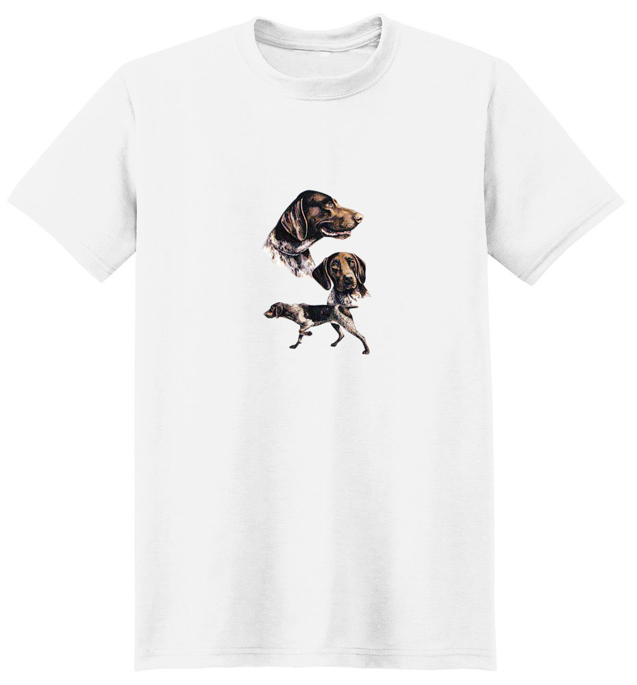 German Shorthaired Pointer T-Shirt - Best Friends