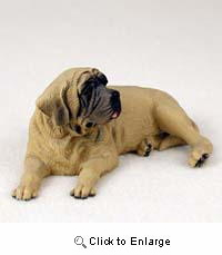 Mastiff Figurine