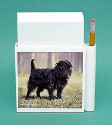 Affenpinscher Hold-a-Note