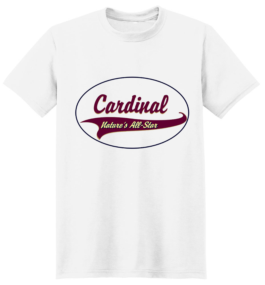 Cardinal T-Shirt - Breed of Champions