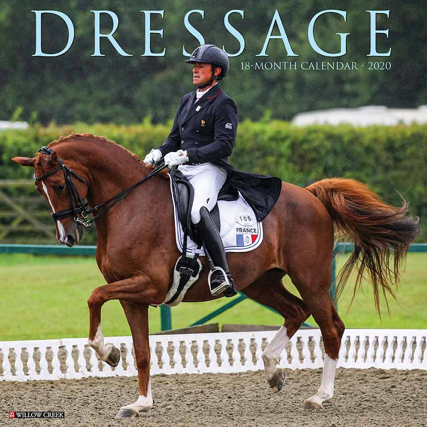 2020 Dressage Calendar Willow Creek