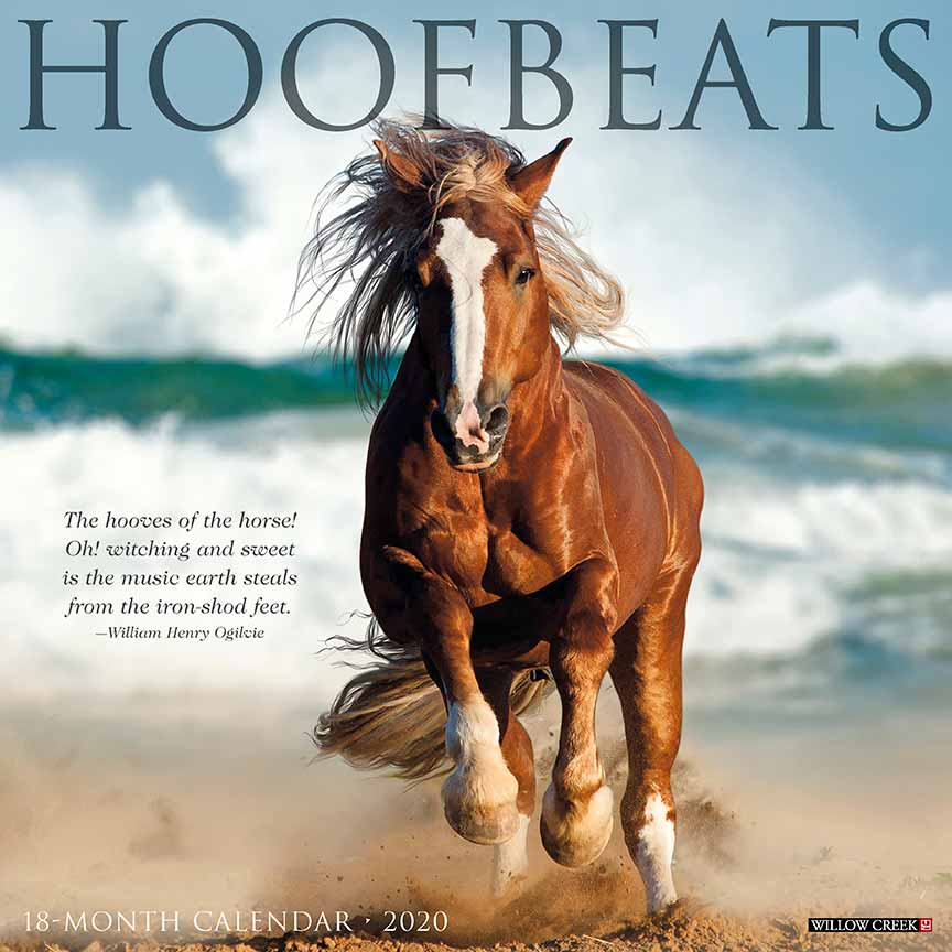 2020 Hoofbeats Calendar Willow Creek