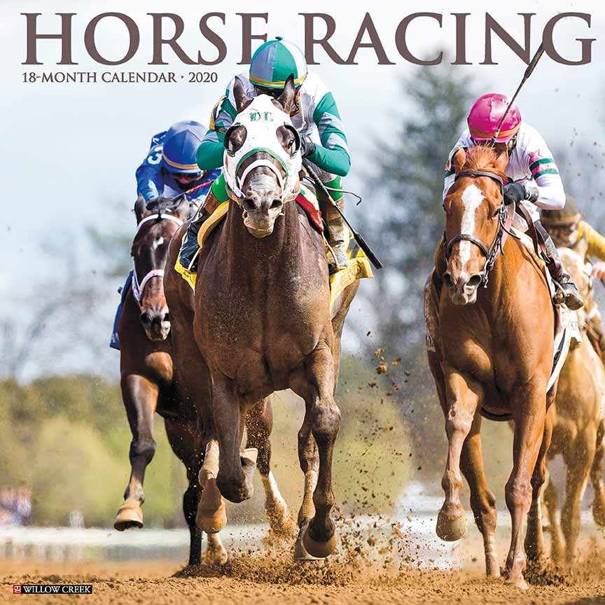2020 Horse Racing Calendar Willow Creek