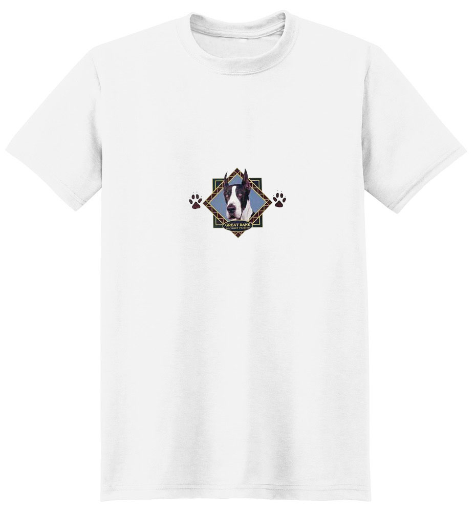 Great Dane T-Shirt - Diamond Collection