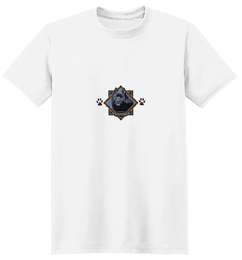 Schipperke T-Shirt - Diamond Collection