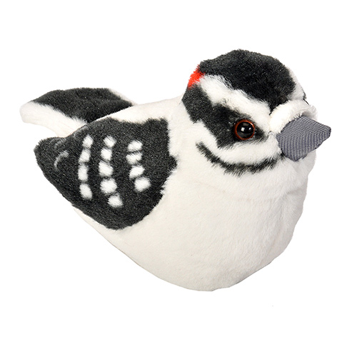 Woodpecker Plush Animal 4