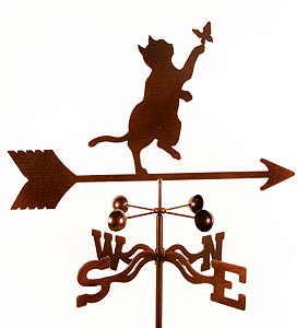 Bombay Cat Weathervane