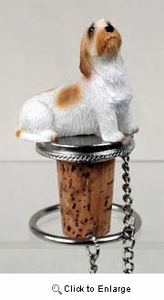 Basset Griffon Vendeen Bottle Stopper
