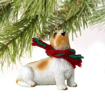 Basset Griffon Vendeen Tiny One Christmas Ornament