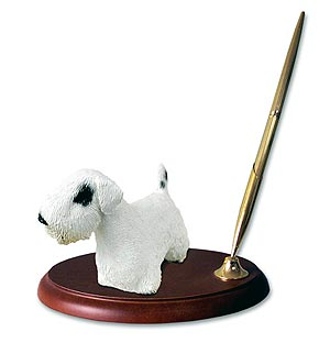 Sealyham Terrier� Pen Holder