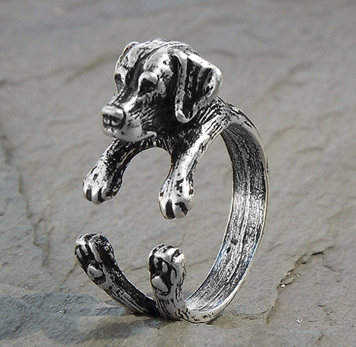Adjustable Wrap Beagle Ring