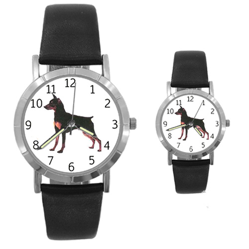 Miniature Pinscher Watch