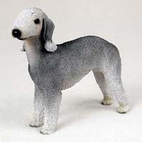 Bedlington Terrier Figurine