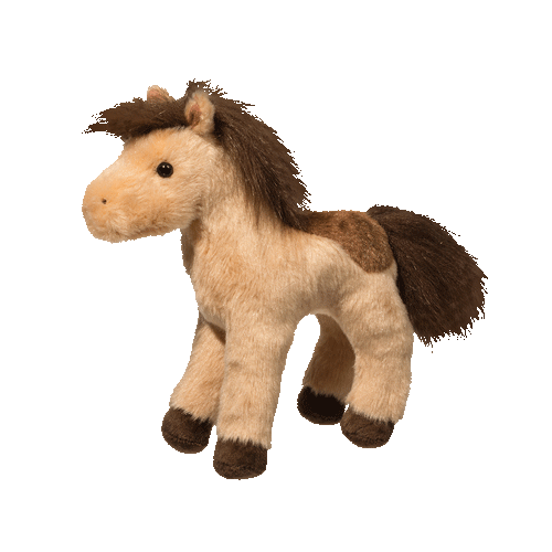 Buckskin Horse Toffe 8� Stuffed Plush Animal