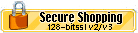 256BIT Encryption Secure Shopping