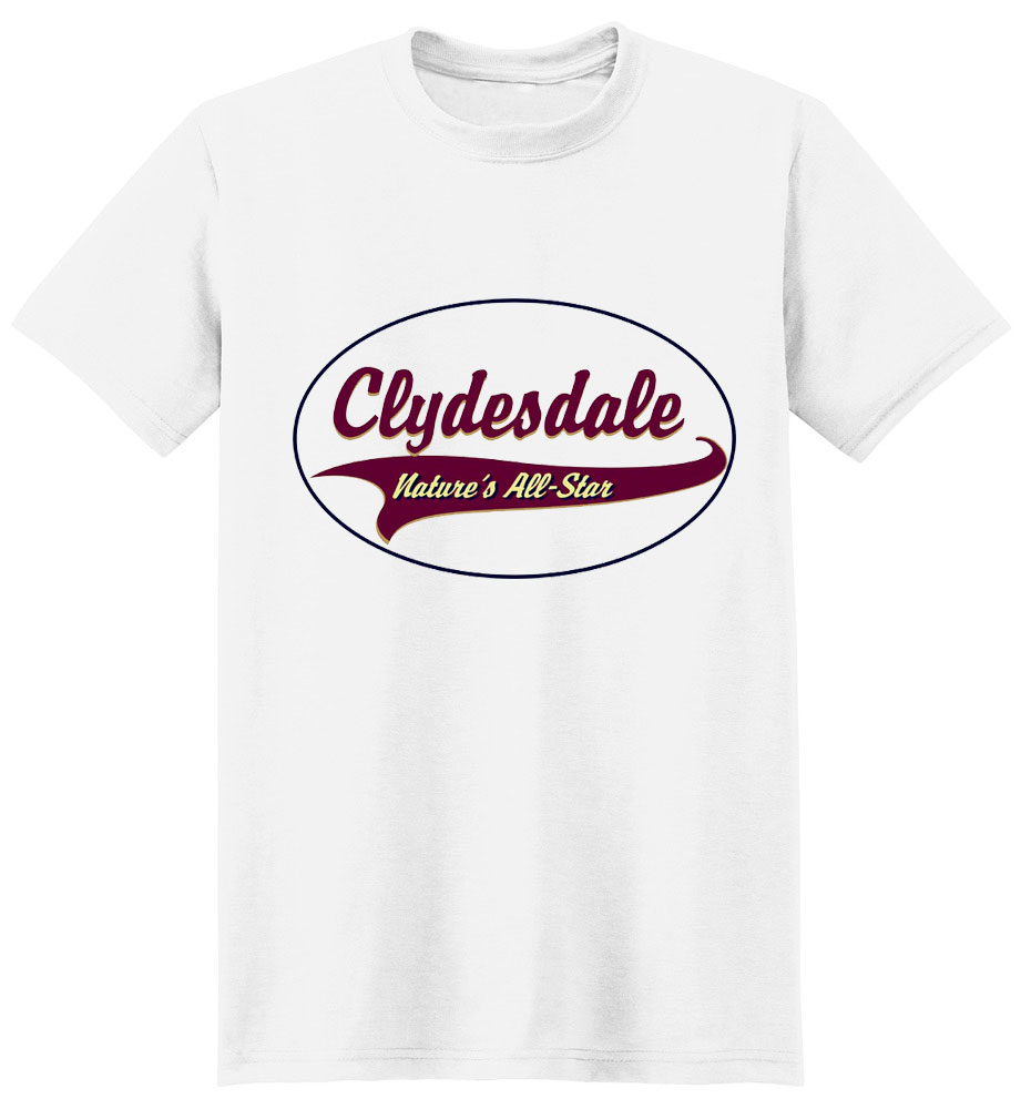 Clydesdale T-Shirt - Breed of Champions