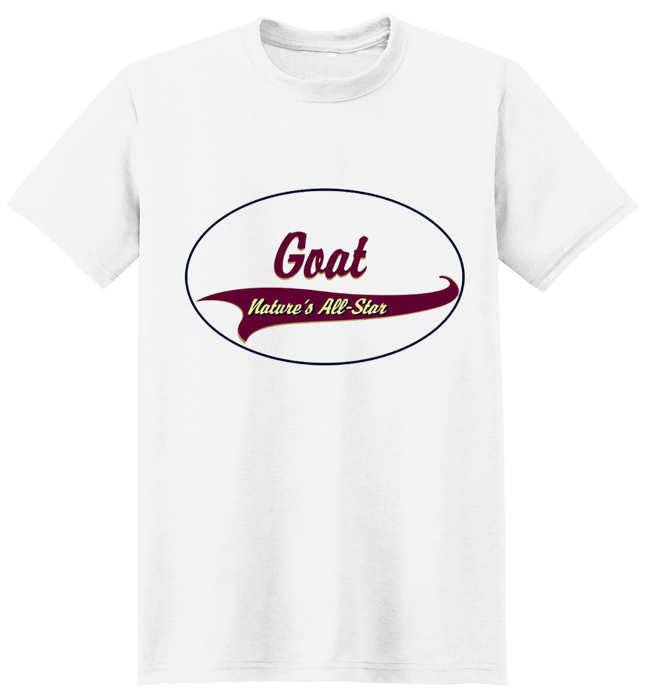 Goat T-Shirt - Breed of Champions