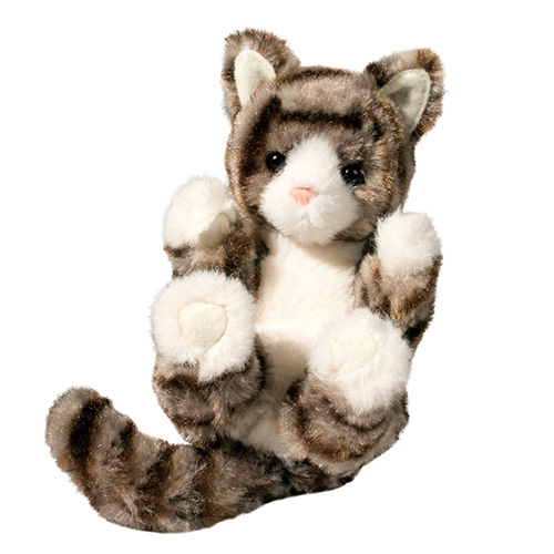 Shorthair Cat Plush Stuffed Animal 6