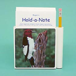 Woodpecker Hold-a-Note
