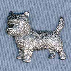 Cairn Terrier Pin