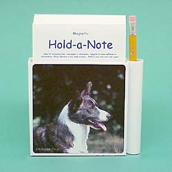 Cardigan Corgi Hold-a-Note