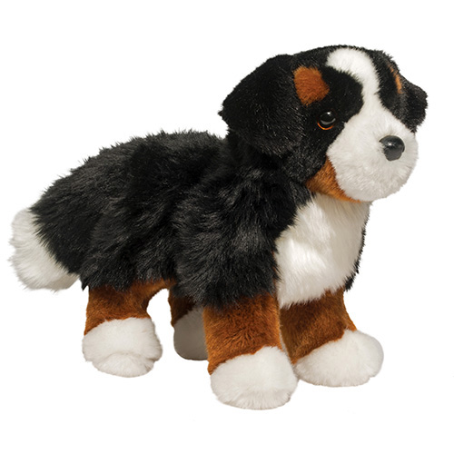 Bernese Mountain Dog Plush Stuffed Animal