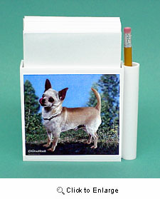 Chihuahua Hold-a-Note