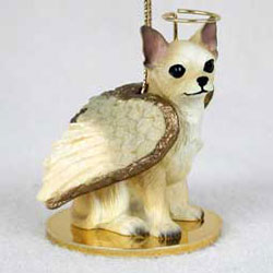 Chihuahua Christmas Ornament Angel