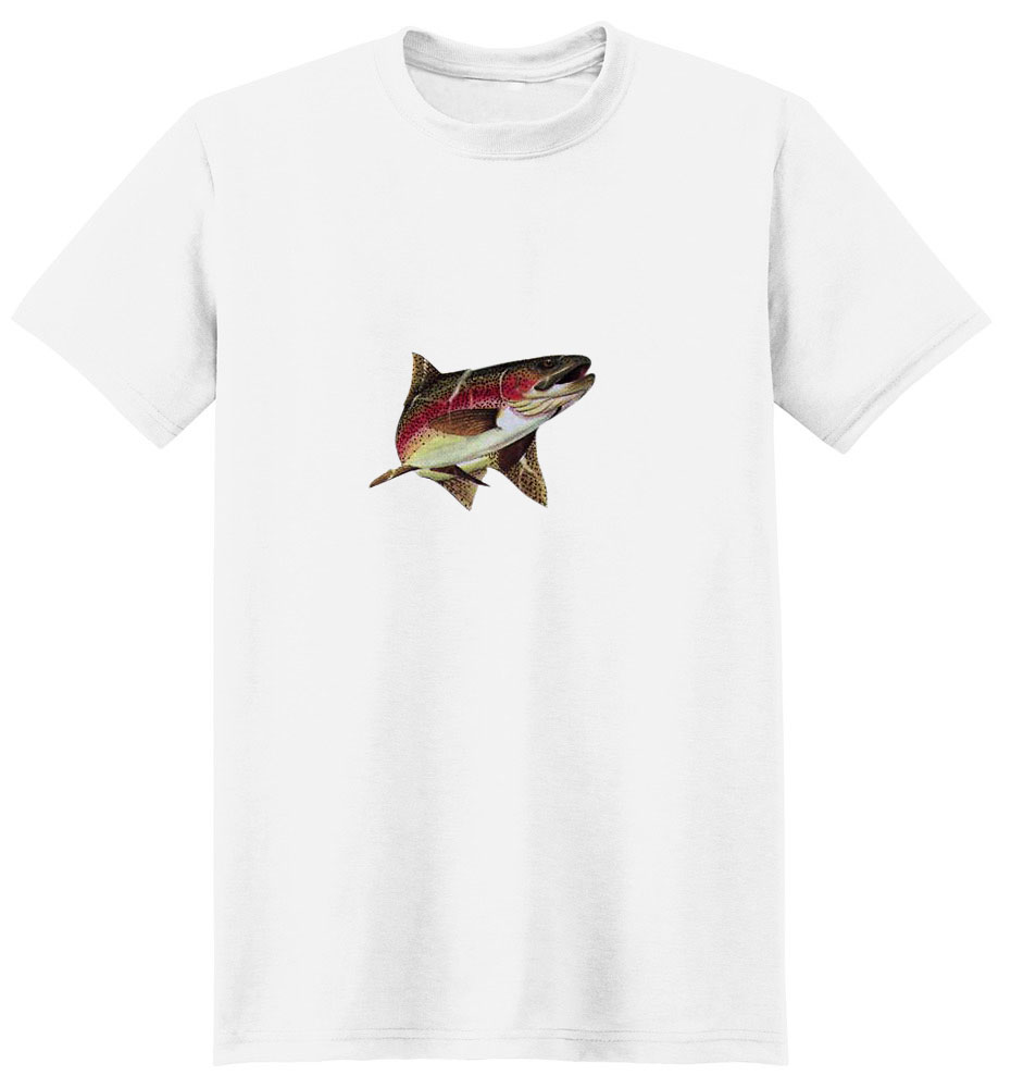 Trout T-Shirt - Rainbow