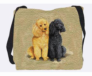 Poodle Tote Bag (Friends)
