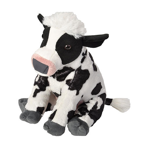 Dairy Cow Cuddlekins Plush Animal 14