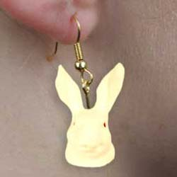 Rabbit Authentic Earrings