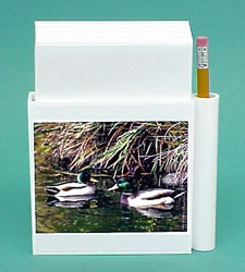 Mallard Duck Hold-a-Note
