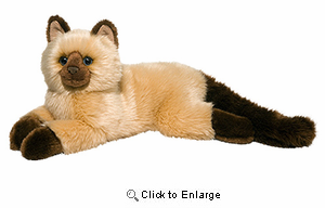 Himalayan Cat Plush