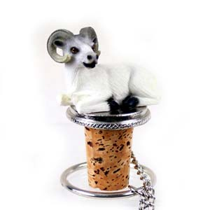 Sheep Bottle Stopper (Dall)