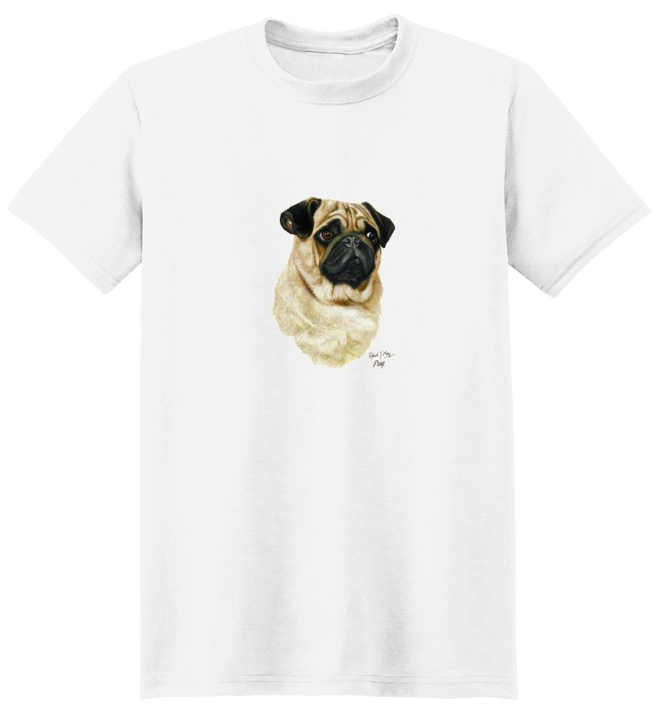 Pug Shirt Robert May Collection