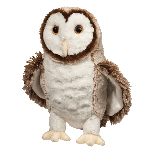 Owl Barn 10� Stuffed Plush Animal