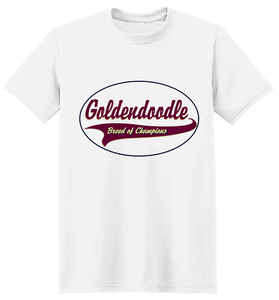 Goldendoodle T-Shirt - Breed of Champions