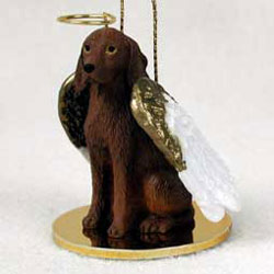 Vizsla Christmas Ornament Angel