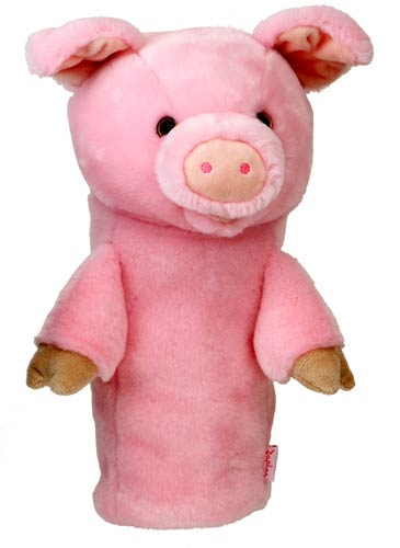 Pig Golf Headcover