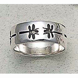 Dragonfly Ring - Band